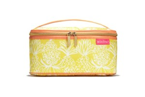 LillyPulitzerforTarget-Train-Case-PineapplePunch