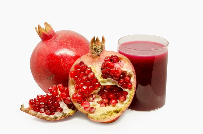 Pomegranate Juice (2019)